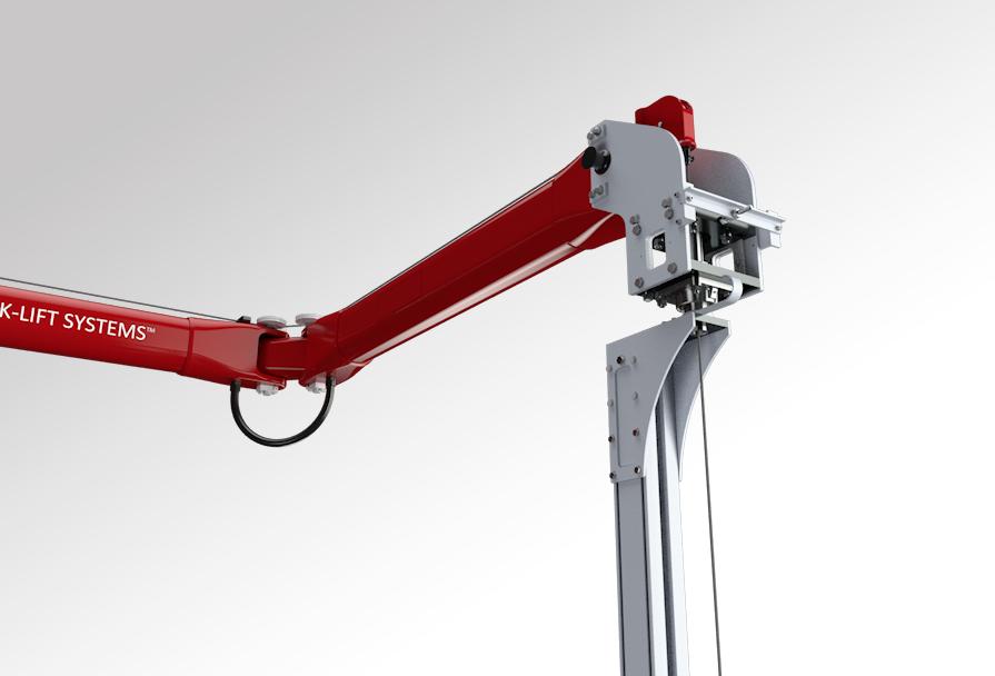 Quick-Lift Arm Torque 350s