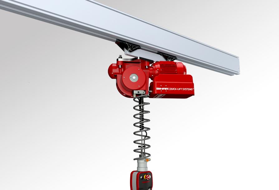 Quick-Lift Rail 200i