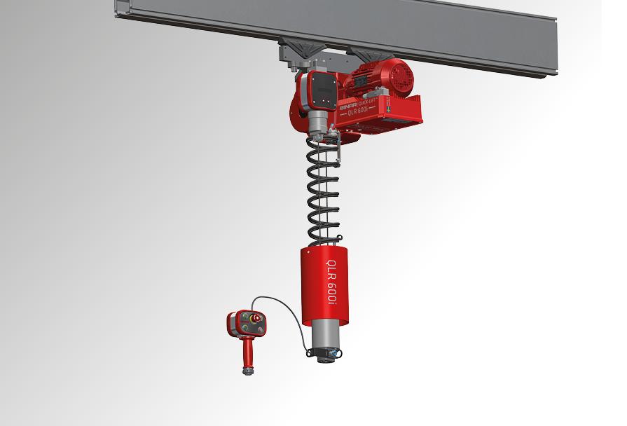 Quick-Lift Rail QLR 600i