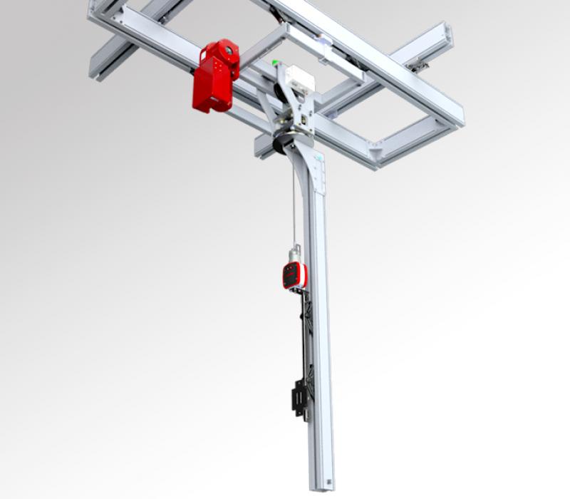 Quick-Lift Rail Torque 350s